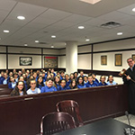 7th Grade Field Trip to 13th Circuit Court