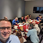2019 Top Golf Board Retreat